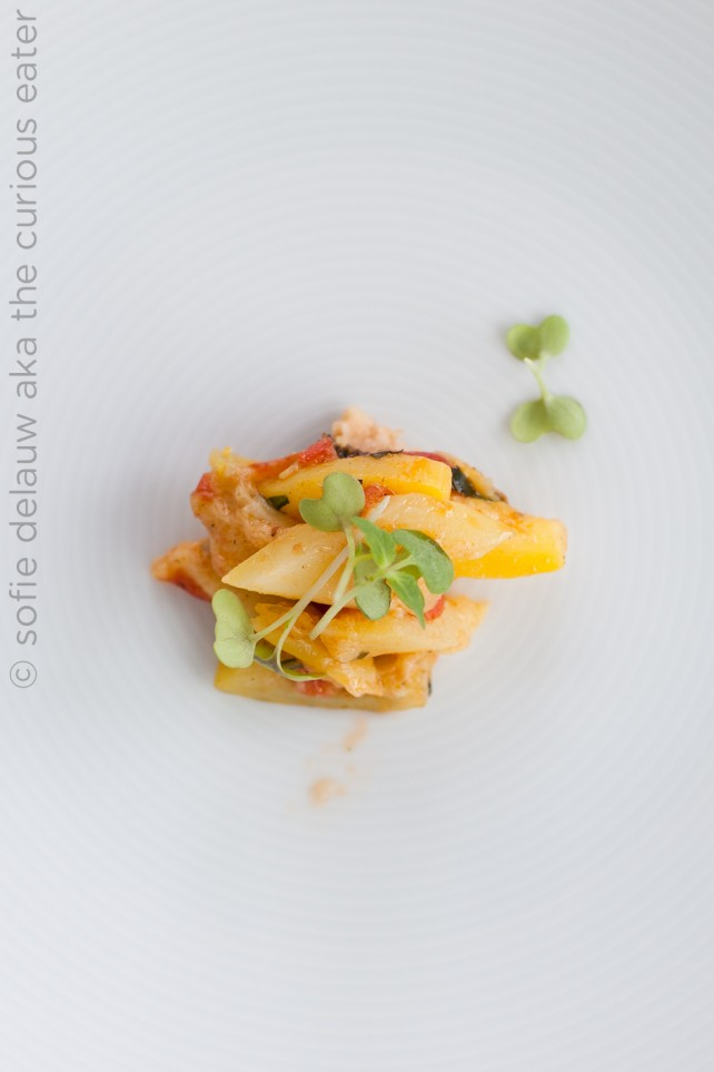 Gennaro Esposito Michelin Chef Torre del Saracino food photographer Italy
